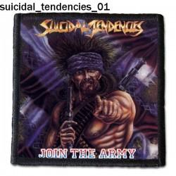 Naszywka Suicidal Tendencies 01
