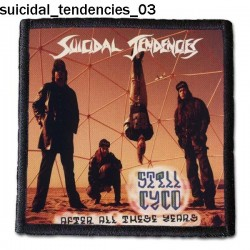 Naszywka Suicidal Tendencies 03