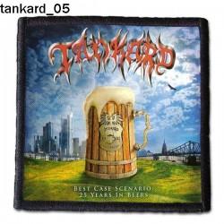 Naszywka Tankard 05