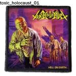 Naszywka Toxic Holocaust 01