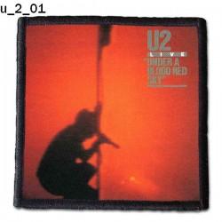 Naszywka U2 01