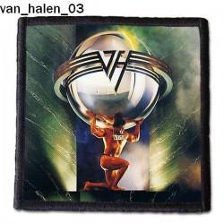 Naszywka Van Halen 03