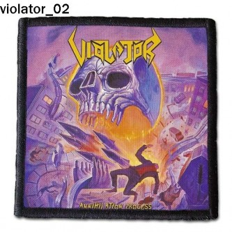 Naszywka Violator 02
