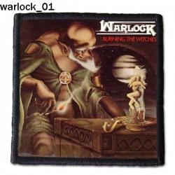 Naszywka Warlock 01