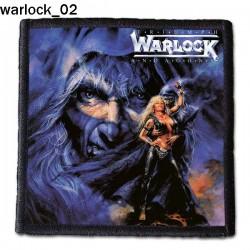 Naszywka Warlock 02