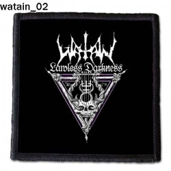 Naszywka Watain 02