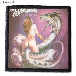 Naszywka Whitesnake 05