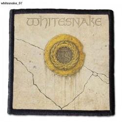 Naszywka Whitesnake 07