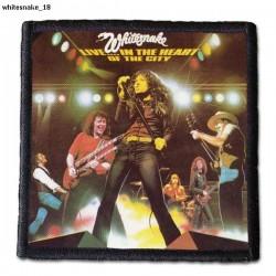 Naszywka Whitesnake 18