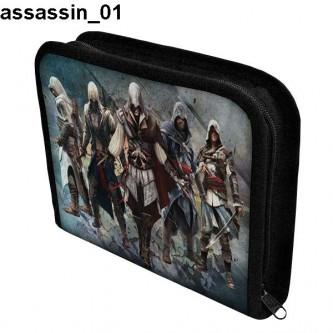 Piórnik 3 Assassin's Creed 01