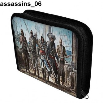 Piórnik 3 Assassin's Creed 06