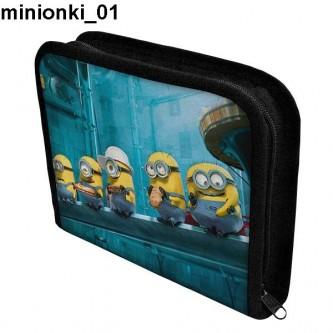 Piórnik 3 Minionki 01