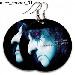 Kolczyki Alice Cooper 01