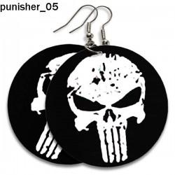 Kolczyki Punisher 05
