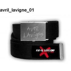 Pasek Avril Lavigne 01
