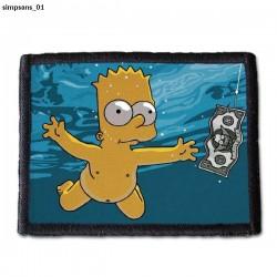 Naszywka Simpsons 01