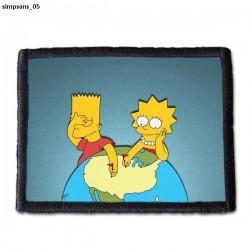 Naszywka Simpsons 05