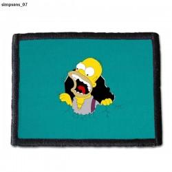 Naszywka Simpsons 07
