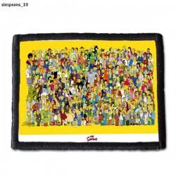 Naszywka Simpsons 10