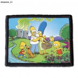 Naszywka Simpsons 11
