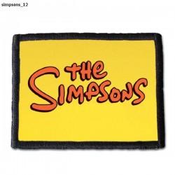 Naszywka Simpsons 12