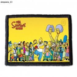 Naszywka Simpsons 13