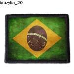 Naszywka Brazylia 20