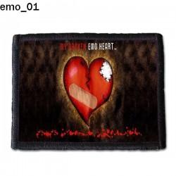 Naszywka Emo 01