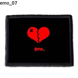 Naszywka Emo 07
