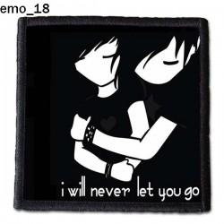 Naszywka Emo 18