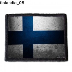 Naszywka Finlandia 08