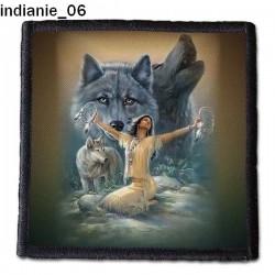 Naszywka Indianie 06