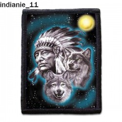 Naszywka Indianie 11