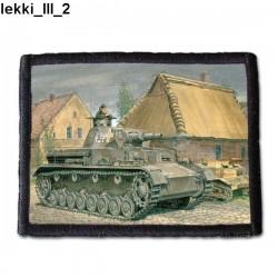 Naszywka Lekki III 02