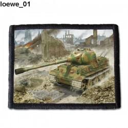 Naszywka Loewe 01