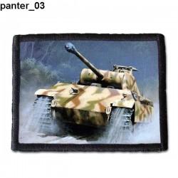 Naszywka Panter 03