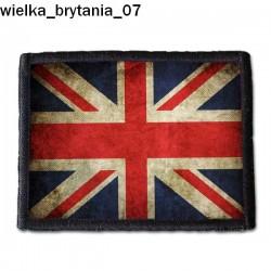 Naszywka Wielka Brytania 07