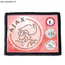 Naszywka Ajax Amsterdam 07