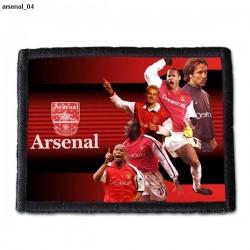 Naszywka Arsenal 04