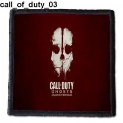 Naszywka Call Of Duty 03