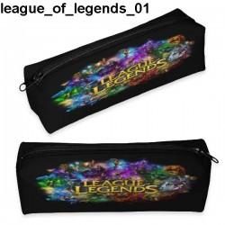 Piórnik League Of Legends 01