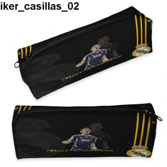 Piórnik Iker Casillas 02