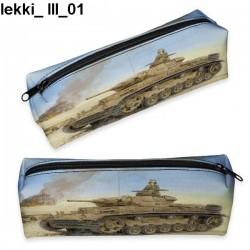 Piórnik czołg Lekki III 01