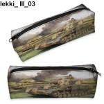 Piórnik czołg Lekki III 03