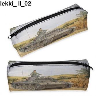 Piórnik czołg Lekki II 02