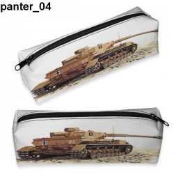Piórnik czołg Panter 04