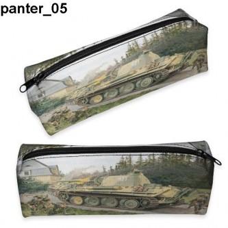 Piórnik czołg Panter 05