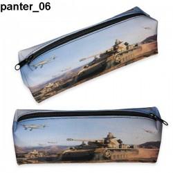 Piórnik czołg Panter 06