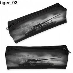 Piórnik czołg Tiger 02