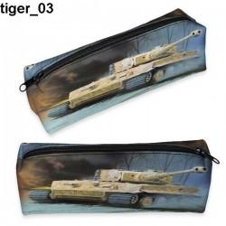 Piórnik czołg Tiger 03
